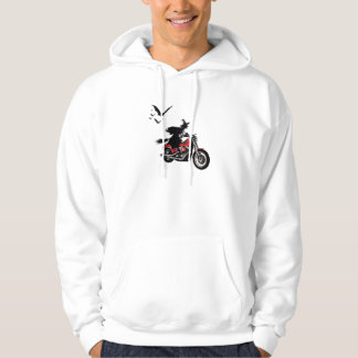 Motorcycle riding witch shirts