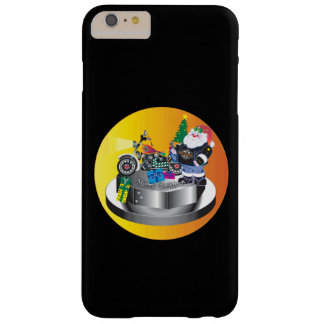 Motorcycle Santa Barely There iPhone 6 Plus Case