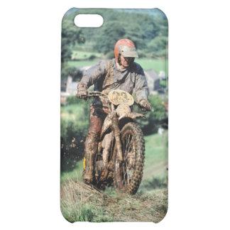 Motorcycle scrambler case for iPhone 5C