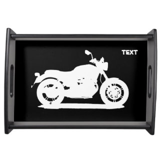 Motorcycle Serving Tray