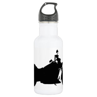 Motorcycle Silhouette 532 Ml Water Bottle