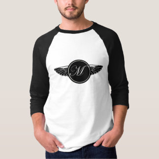 Motorcycle T shirts For Men  Sleeve Raglan