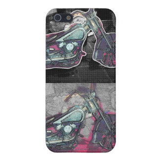 Motorcycles iPhone 5 Cover