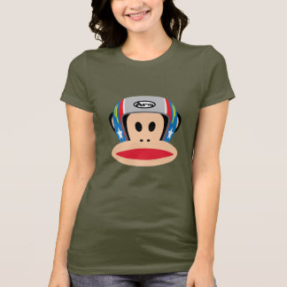 Motorcycling Monkey T-Shirt