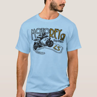 Motorey, CA (ver 2 vintage) T-Shirt