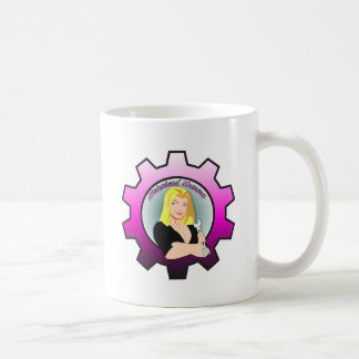 Motorhead Momma - Blonde Coffee Mug
