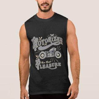 Motorized For Your Pleasure Sleeveless Shirt