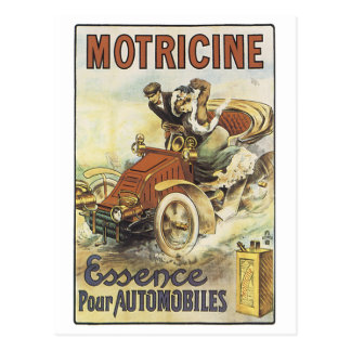 Motricine Postcard