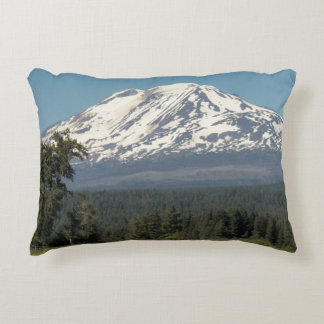 Mount Adams Landscape Photo Decorative Cushion