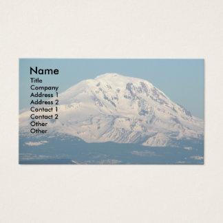 Mount Adams Photo Business Card