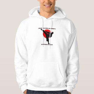Mount Allison Shotokan Karate Dojo Kun Hoodie