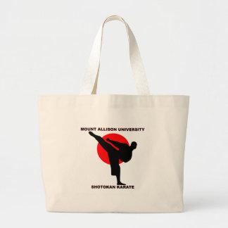 Mount Allison University Shotokan Karate Bags