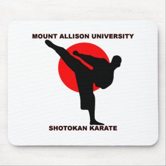 Mount Allison University Shotokan Karate Mousepads