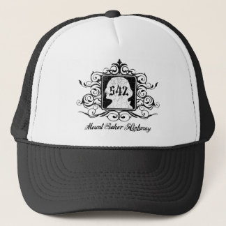 Mount Baker Highway -grunge Trucker Hat