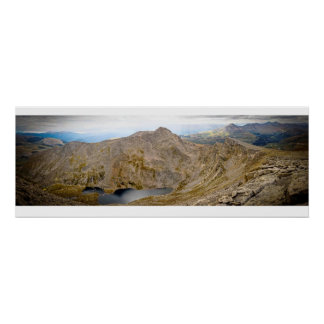 Mount Bierstadt, Colorado Poster