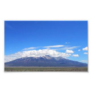 Mount Blanca, Colorado Photograph