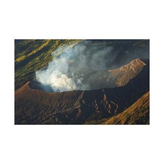 Mount Bromo Volcano Canvas Print
