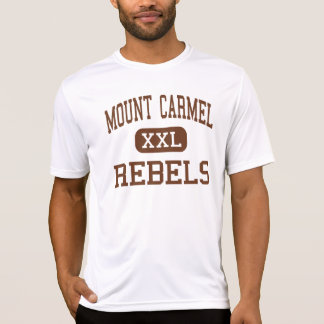 Mount Carmel - Rebels - High - Houston Texas T-Shirt