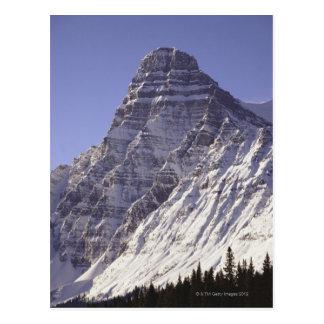 Mount Chepren, Banff National Park, Alberta, Postcard