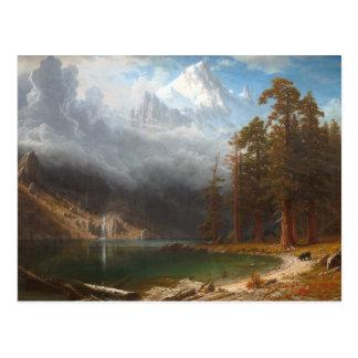 Mount Corcoran Postcard