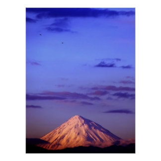 Mount Damavand Poster