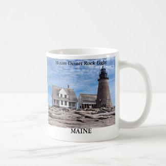 Mount Desert Rock Lighthouse, Maine Mug