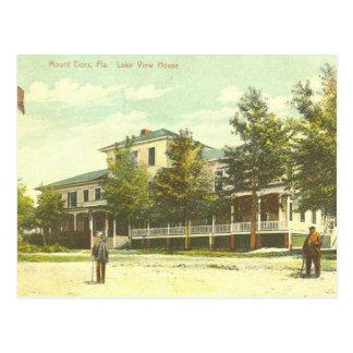 MOUNT DORA, FL - Lake View House - 1907 Postcard