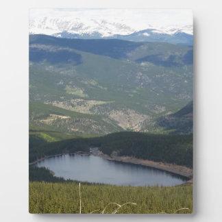 Mount Evans, Colorado Plaque
