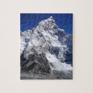 Mount Everest 2 Jigsaw Puzzle