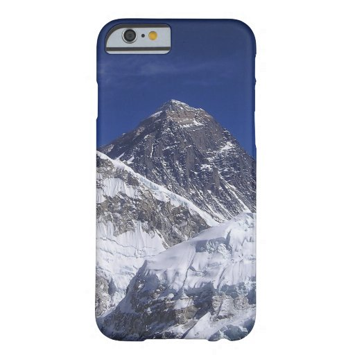 Mount Everest Photo iPhone 6 Case
