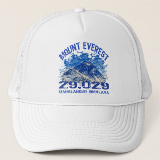 Mount Everest Trucker Hat