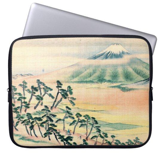 Mount Fuji 1890 Laptop Sleeve