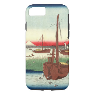 Mount Fuji from Tokyo Bay 1858 iPhone 7 Case