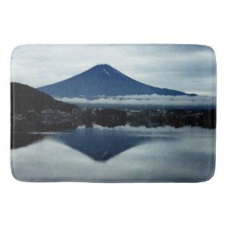 Mount Fuji, Japan Bath Mat