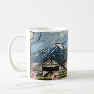 Mount Fuji Japan Coffee Mug