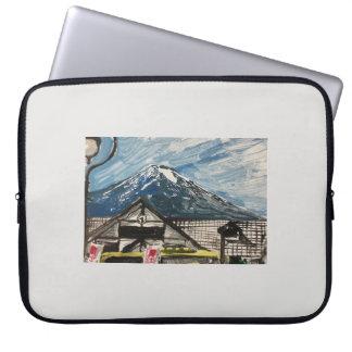Mount Fuji Japan Computer Laptop Sleeve