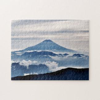 Mount fuji jigsaw puzzle