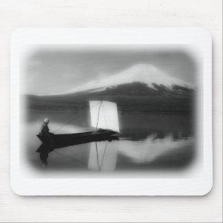 Mount Fuji San Mouse Pad