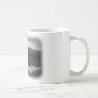 Mount Fuji San Basic White Mug