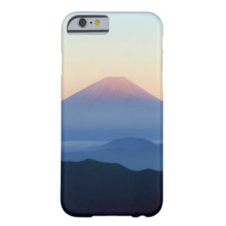 Mount Fuji Silhouettes Barely There iPhone 6 Case