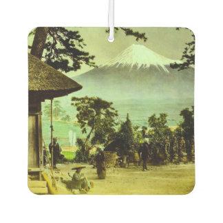 Mount Fuji through the Pines of Suzukawa Vintage