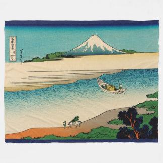 Mount Fuji view #1 Fleece Blanket