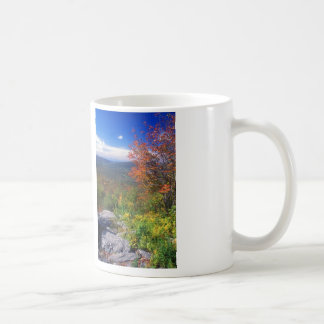 Mount Greylock Round Rock Vista Coffee Mug