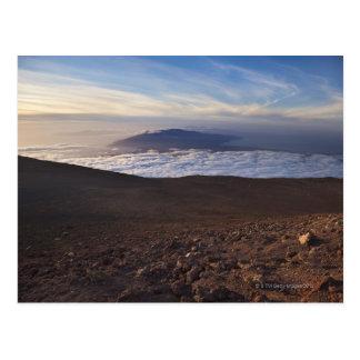 Mount Haleakala, Haleakala National Park, Maui, Postcard