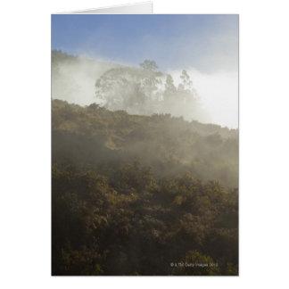 Mount Haleakala, Maui, Hawaii, USA Card