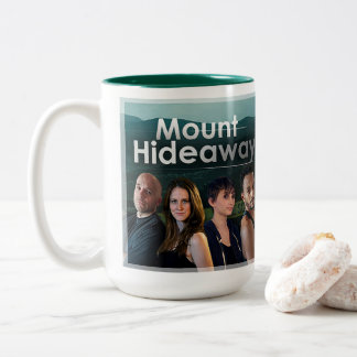 Mount Hideaway 15 oz. Coffee Mug