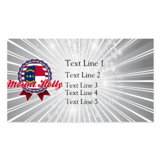 Mount Holly, NC Business Cards