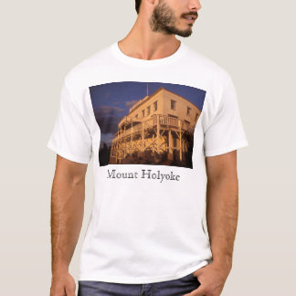 Mount Holyoke Summit House T-Shirt