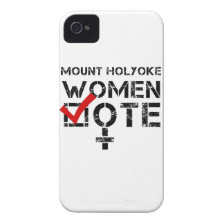 Mount Holyoke Women Vote iPhone Case