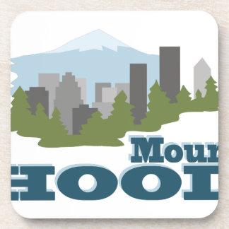 Mount Hood Beverage Coasters